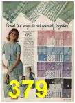 1962 Sears Spring Summer Catalog, Page 379