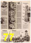 1965 Sears Fall Winter Catalog, Page 77