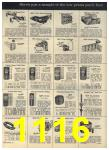 1960 Sears Spring Summer Catalog, Page 1116