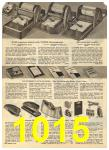 1960 Sears Spring Summer Catalog, Page 1015