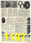 1960 Sears Spring Summer Catalog, Page 1187
