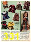 1969 Sears Fall Winter Catalog, Page 331
