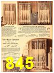 1940 Sears Fall Winter Catalog, Page 845