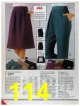 1986 Sears Fall Winter Catalog, Page 114