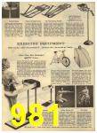 1960 Sears Spring Summer Catalog, Page 981