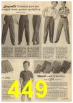 1961 Sears Spring Summer Catalog, Page 449