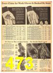 1940 Sears Fall Winter Catalog, Page 473