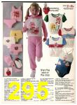 1983 Sears Spring Summer Catalog, Page 295