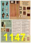 1966 Montgomery Ward Fall Winter Catalog, Page 1147