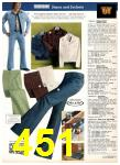 1977 Sears Spring Summer Catalog, Page 451
