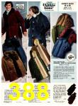 1974 Sears Fall Winter Catalog, Page 388