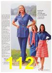 1972 Sears Spring Summer Catalog, Page 112