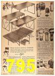 1964 Sears Spring Summer Catalog, Page 795
