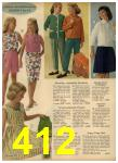 1962 Sears Spring Summer Catalog, Page 412