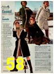 1966 Montgomery Ward Fall Winter Catalog, Page 58