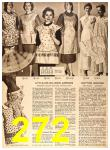 1956 Sears Fall Winter Catalog, Page 272