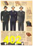 1940 Sears Fall Winter Catalog, Page 402