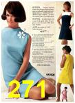 1969 Sears Spring Summer Catalog, Page 271