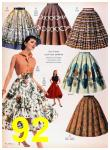 1957 Sears Spring Summer Catalog, Page 92
