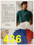 1987 Sears Spring Summer Catalog, Page 436