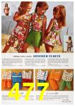 1967 Sears Spring Summer Catalog, Page 477