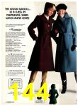 1977 Sears Fall Winter Catalog, Page 144