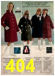 1966 Montgomery Ward Fall Winter Catalog, Page 404