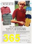 1973 Sears Spring Summer Catalog, Page 365