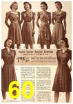 1942 Sears Spring Summer Catalog, Page 60