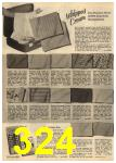 1961 Sears Spring Summer Catalog, Page 324