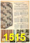 1962 Sears Fall Winter Catalog, Page 1515
