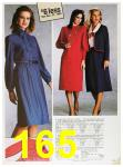 1985 Sears Fall Winter Catalog, Page 165