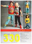 1987 Sears Fall Winter Catalog, Page 330