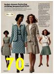 1974 Sears Fall Winter Catalog, Page 70