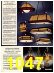 1974 Sears Fall Winter Catalog, Page 1047