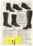 1972 Sears Fall Winter Catalog, Page 489