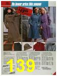 1986 Sears Fall Winter Catalog, Page 139
