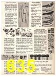 1969 Sears Fall Winter Catalog, Page 635