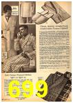 1962 Sears Fall Winter Catalog, Page 699