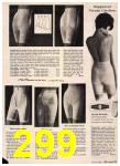 1965 Sears Fall Winter Catalog, Page 299