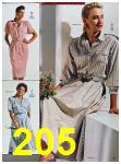 1988 Sears Spring Summer Catalog, Page 205