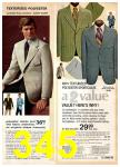 1972 Montgomery Ward Spring Summer Catalog, Page 345