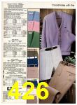 1983 Sears Spring Summer Catalog, Page 426