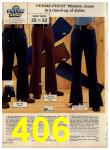 1972 Sears Fall Winter Catalog, Page 406
