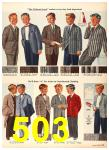 1958 Sears Fall Winter Catalog, Page 503