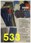 1979 Sears Fall Winter Catalog, Page 533