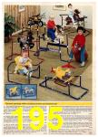 1985 Montgomery Ward Christmas Book, Page 195
