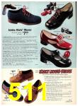 1974 Sears Fall Winter Catalog, Page 511