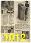 1960 Sears Spring Summer Catalog, Page 1012