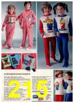 1981 Montgomery Ward Christmas Book, Page 215